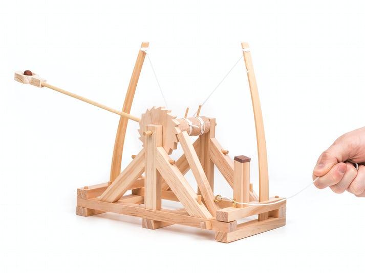 Leonardo da Vinci tremodeller Image
