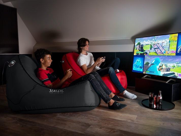 SeatZac E-ZY ilmalla täyttyvä nojatuoli Image