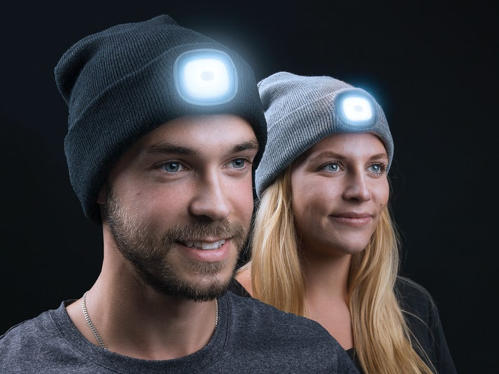 Spralla® LED Beanie Pipo Image